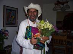Baba is cowboy hat 2008 birthday  So you want me to speak at your event?